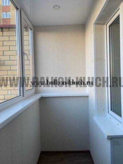 ламинация на балконе